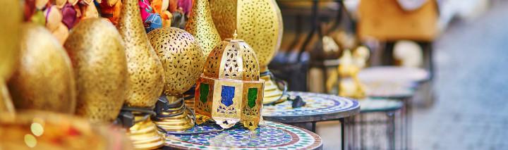 Luxusurlaub Marokko