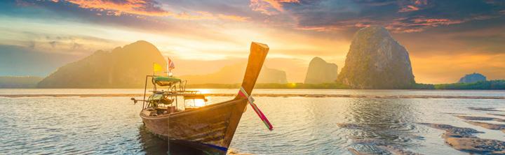Frühbucher Thailand Khao Lak