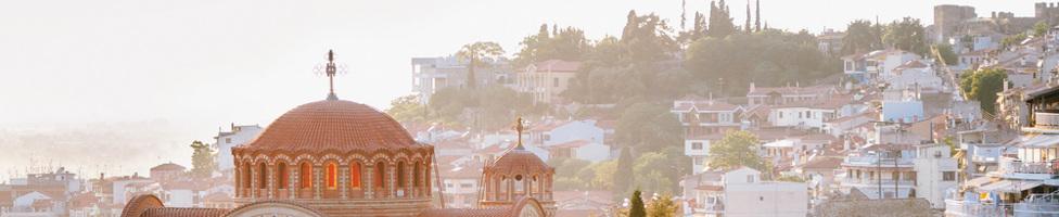 Thessaloniki Urlaub