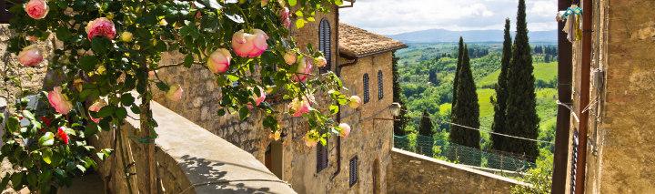 Last Minute in die Toskana zu Schnäppchenpreisen!