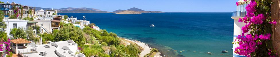 Türkische Ägäis Urlaub