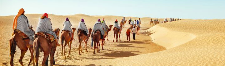 Resturlaub, Tunesien