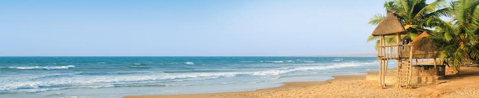 Gambia Urlaub