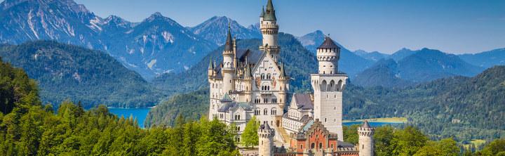 Urlaub in Bayern - Kurzurlaub