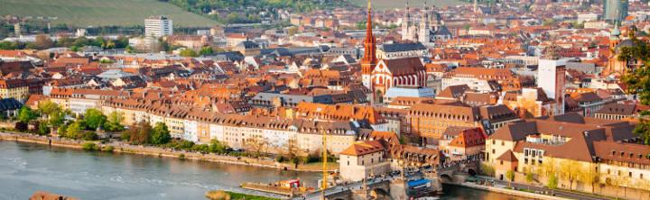 Bayern Urlaub beliebte Städte