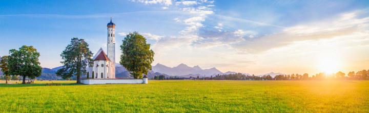 Bayern Urlaub beliebte Reiseziele