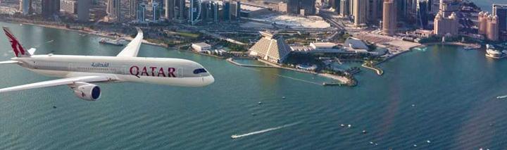 Urlaub mit Qatar Airways