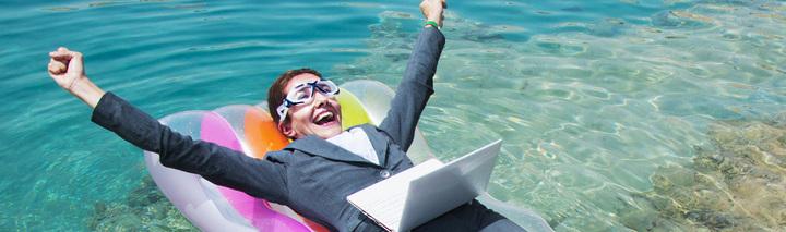 Geldsparen bei der Urlaubsplanung