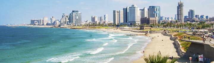 Tel Aviv Urlaub im Mai