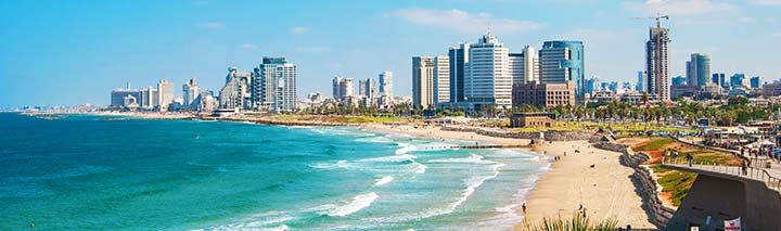 Urlaub Tel Aviv