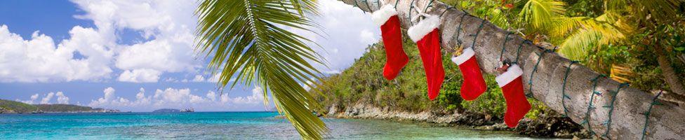 In den Weihnachtsferien in den Urlaub