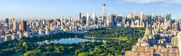 Städtereisen in die USA ab Frankfurt