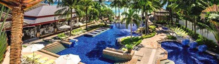 Novotel Samui Resort Chaweng Beach Kandaburi, Koh Samui