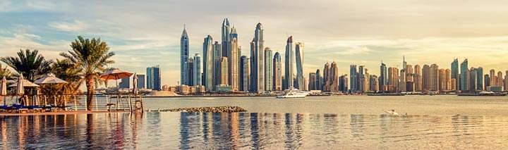 Weihnachtsferien nach Dubai