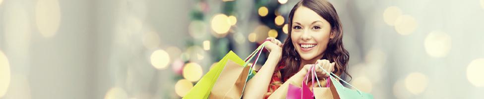 Weihnachtsshopping weltweit zu günstigen Preisen!