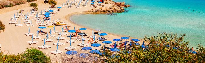 Zypern Urlaub für jeden Geldbeutel (inkl. Flug)!