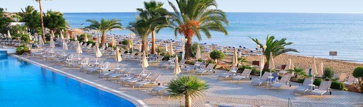 Sunrise Beach Hotel, Zypern